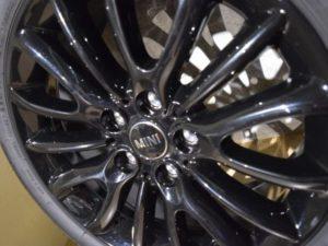 BMW MINI(ミニ) F54 クラブマン 純正オプション 17インチ タイヤホイール