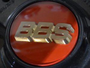 「BBS」の純正ホイール?鋳造ホイール?